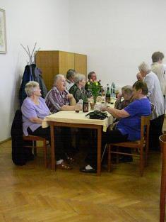 Setkání seniorů 10.5.2013
