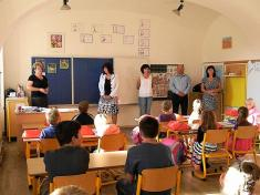 Zahájení školního roku 1.9.2016