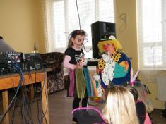 Dětský maškarní karneval 17.2.2018