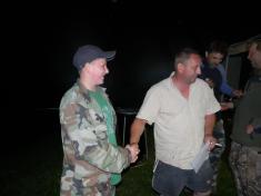 Noční rybářské závody 28.7.2018