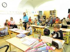 Zahájení školního roku 2.9.2019