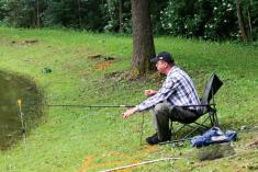 Rybářské závody 26.6.2021
