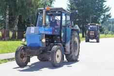 Traktoriáda 2021
